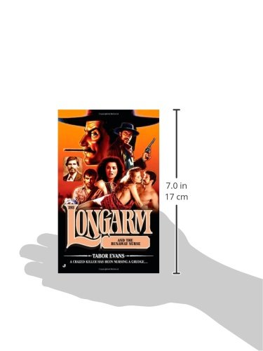 Longarm and the Runaway Nurse (Longarm (Books))