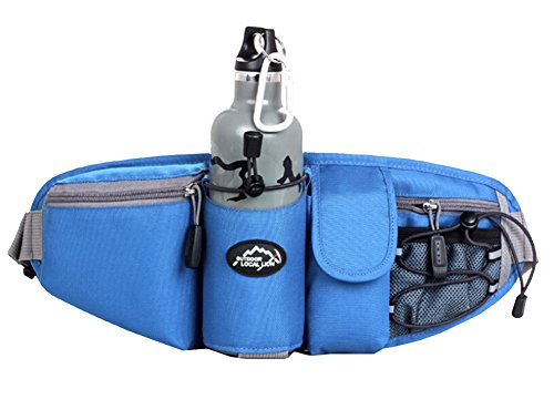 orrinsports-3-zipper-nylon-waterproof-running-waist-bag-with-water-bottle-holder-not-include-the-bot