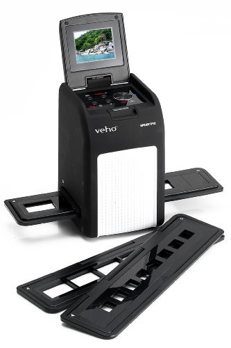 Veho VFS-008 Smartfix Scan to SD Stand Alone Slide and Negative Scanner