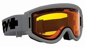 Spy Getaway Ski Goggles - Grey, Medium