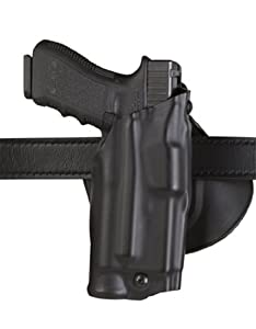 Safariland Glock 20, 21 with ITI M3, TLR-1, Insight XTI Procyon 6378 ALS Concealment Paddle Holster (STX Black Finish,Left Handed)
