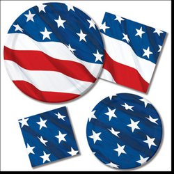 patriotic-spirit-7-plates-sold-by-1-pack-of-48-items