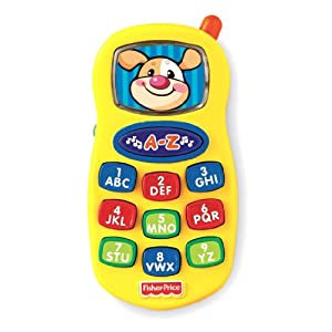 Fisher-Price Laugh & Learn Learning Phone at Sears.com