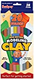 Non-Drying Modeling Clay 13oz - 20 Colors