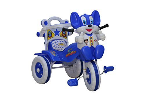 Amardeep Baby Tricycle, Blue