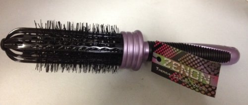luxor-pro-zenon-series-thermal-round-brush-purple-large-225-inch-by-luxor-pro