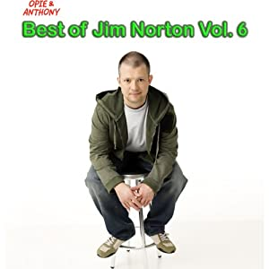 Best of Jim Norton, Vol. 6 (Opie & Anthony) Radio/TV Program