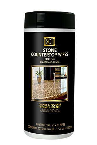 SCI Stone Countertop Wipes (Corian Counter Top compare prices)