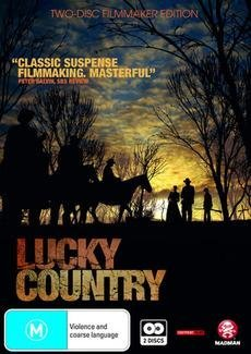 Lucky Country-Aden Young [DVD] [Import]