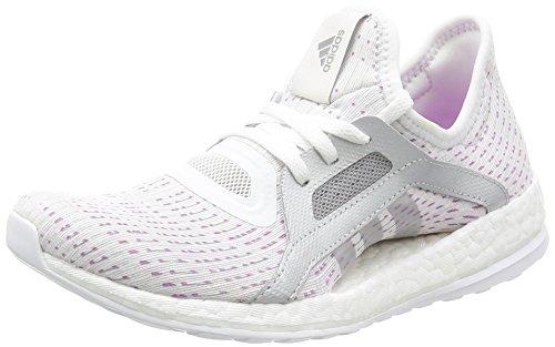 adidas PureBOOST X - Scarpe da running da Donna, taglia 37 1/3, colore Bianco