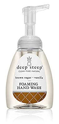 Deep Steep Foaming Hand Wash, 8 Ounce