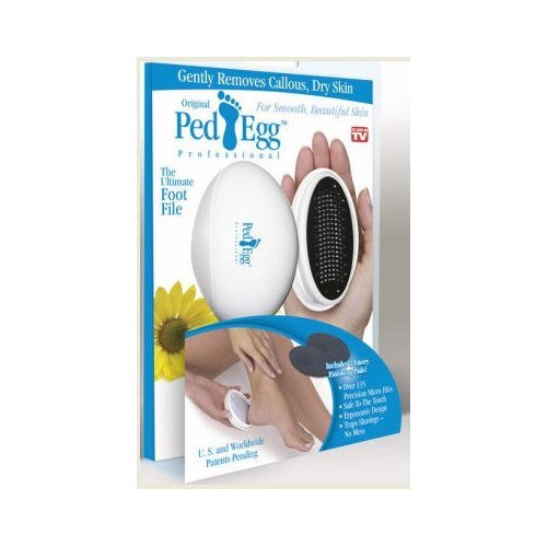 Ped Egg Pedicure Foot File