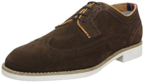 Tommy Hilfiger Men's Aberdeen 1B Dark Brown Lace Up FM56815162 9.5 UK, 44 EU