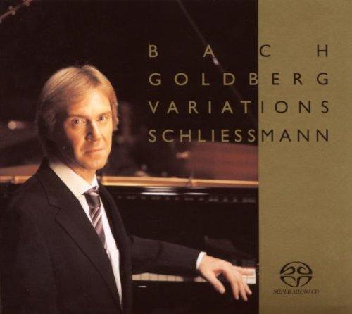 SACD : BACH,J.S. / SCHLIESSMANN - Goldberg Variations Bwv 988 (2 Discos)