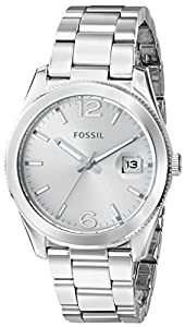 Fossil Women's ES3585 Analog Display Analog Quartz Silver Watch