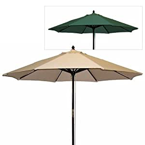 Amazon OPEN BOX 11 FT Umbrella Canopy Replacement