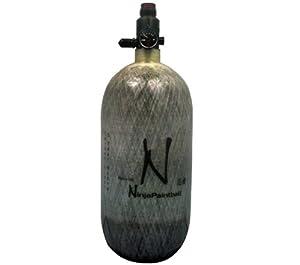 Buy Ninja Paintball 4500 PSI Carbon Fiber HPA Tanks w  Regulator by Ninja
