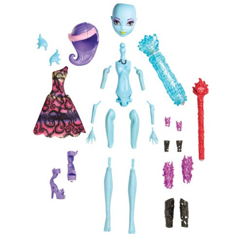 monster high y	create doll, monster
