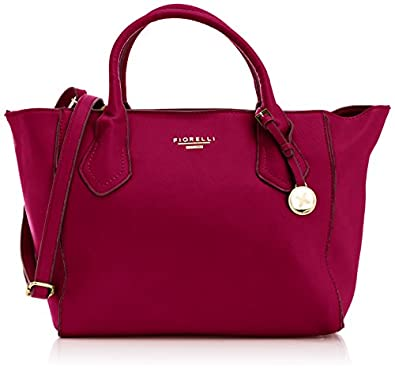 Fiorelli Georgie Shoulder Bag Raspberry 22