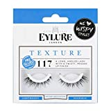 Eylure Pre-Glued 117 False Eyelashes, Black by Eylure