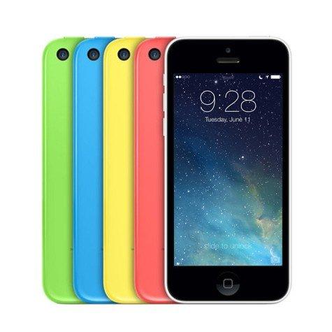 SIMフリーGooPhone i5C iPhoneみたいなAndroid4.2スマホ4.0インチFWVGA/1.2GHzデュアルコアCPU[並行輸入品]050IP電話アプリ・プリカ付 (イエロー)