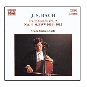 Bach: Cello Suites 4-6