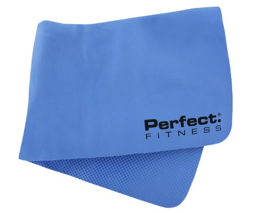 Perfect Fitness Cooling Towel, Blue