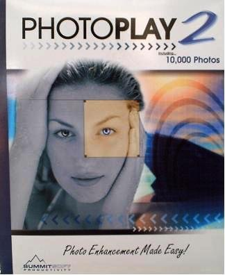 PhotoPlay 2 (Photo Enhancement with 10,000 bonus photos)