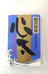 駿河特産 健康自然食品 ところてんのもと 心太(粉末寒天)5g×3パック/袋×6袋(買得18パック90g)レシピ付き