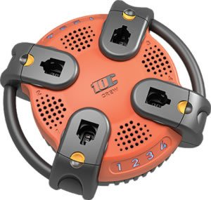 10C Technology Universal Multi-Port Rapid Crew Charger