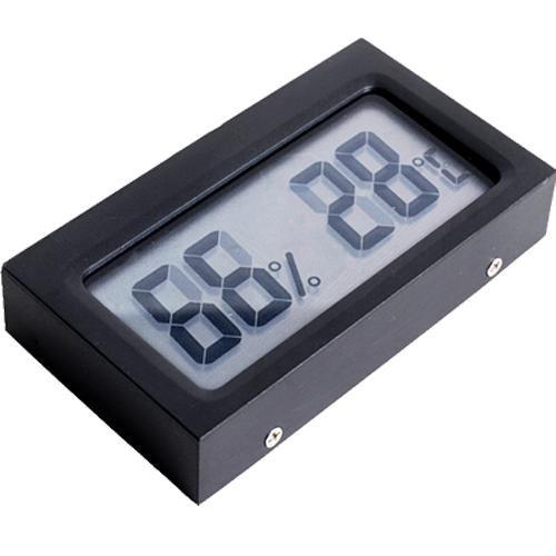COLEMETER® LCD Thermometer Hygrometer Feuchtigkeit Wetterstation