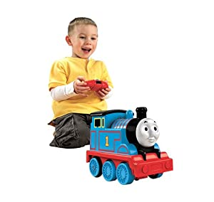Thomas the Train: Preschool Steam 'n Speed R/C Thomas