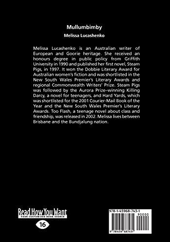 Mullumbimby (Large Print 16pt)
