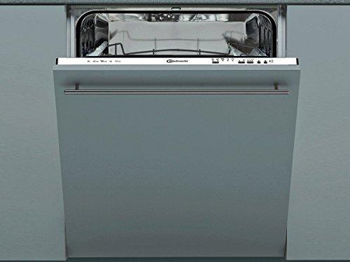 Bauknecht GSXK 5011 A+ Lave-vaisselle 48 dB Argent