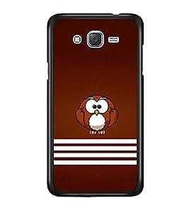 PRINTSWAG OWL Designer Back Cover Case for SAMSUNG GALAXY J7