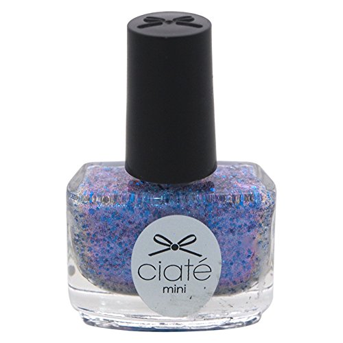 Ciate London Mini Paint Pot Nail Polish and Effects with a Blend of Glitter Blue Sequins for Women, Risky Business/Switching, 0.17 Ounce (Ciate Mini compare prices)