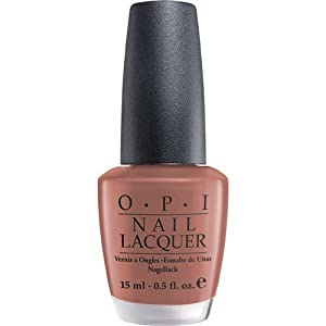 OPI Nail Lacquer, Barefoot in Barcelona, 0.5-Fluid Ounce