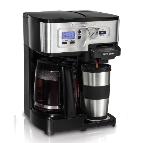 Hamilton Beach Coffee Maker FlexBrew 2 Way