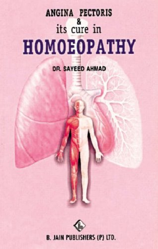 Angina Pectoris And Its Cure In Homeopathy: 1