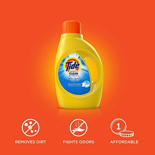Procter & Gamble 89117 40Oz Clean Detergent - Quantity 1