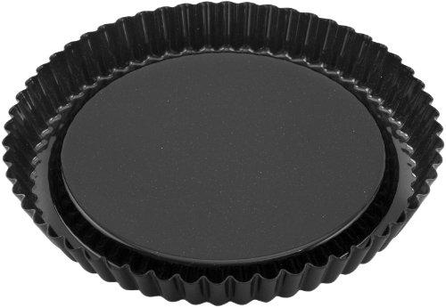 Zenker Flan / Tart Pan, Enamel, 11-Inch