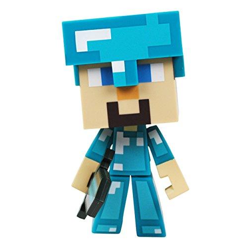 Minecraft Diamond Steve 6