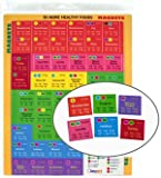 50 More Healthy Foods Magnets