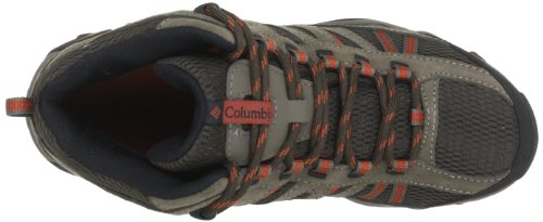 Columbia 哥伦比亚 North Plains Mid Water Proof 男士防水徒步鞋美国亚马逊