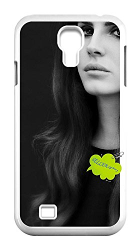 Plastic Fashion Phone Case Back Cover Samsung s4 I9500,phone case for Lana Del Rey .