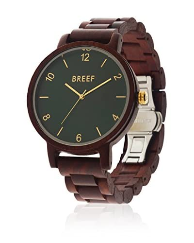 BREEF WATCHES Reloj con movimiento cuarzo japonés Unisex SANDL CLASSIC 45 mm