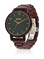 BREEF WATCHES Reloj con movimiento cuarzo japonés Unisex SANDLWOOD CLASSIC 45 mm