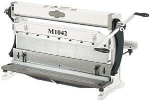 SHOP FOX M1042 24-Inch 3 in 1 Sheet Metal Machine