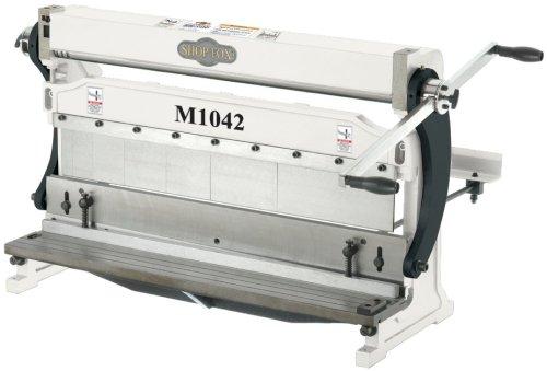 SHOP FOX M1042 24-Inch 3 in 1 Sheet Metal Machine (3 In 1 Sheet Metal Machine compare prices)