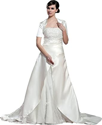 Herafa Wedding Dress Elegant NOw35900 At Amazon Womens Clothing Store